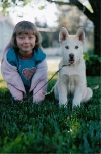 Chelsea & Pup